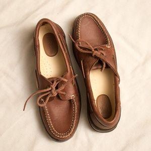 Vintage Levi's Boat Shoe Moccasins Size 7.5